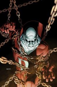 Deadman #1 Cover