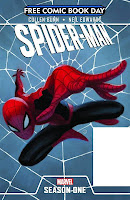 Spider-Man Season One FCBD 2012 Cover