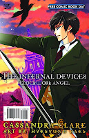 Infernal Devices Clockwork Angel FCBD 2