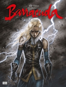 Barracuda #3 Cover
